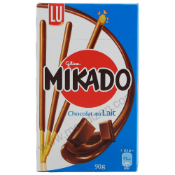 Lu : Mikado : milk chocolate : 90g