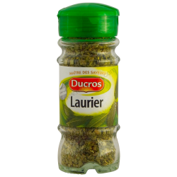 Ducros : laurier : herbes aromatiques : 24g