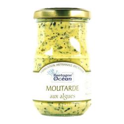 Moutarde aux algues de Bretagne