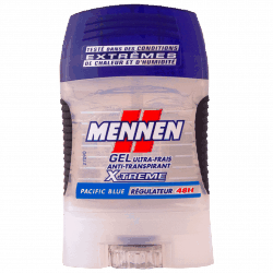 Mennen :  Pacific Blue : déodorant homme : stick 75ml